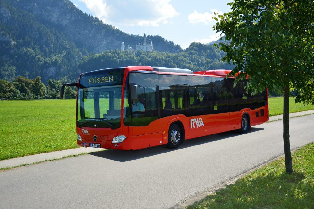 allgäumobil Bus Füssen